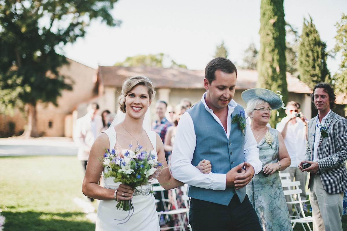 Mas des Comtes de Provence destination wedding photographer