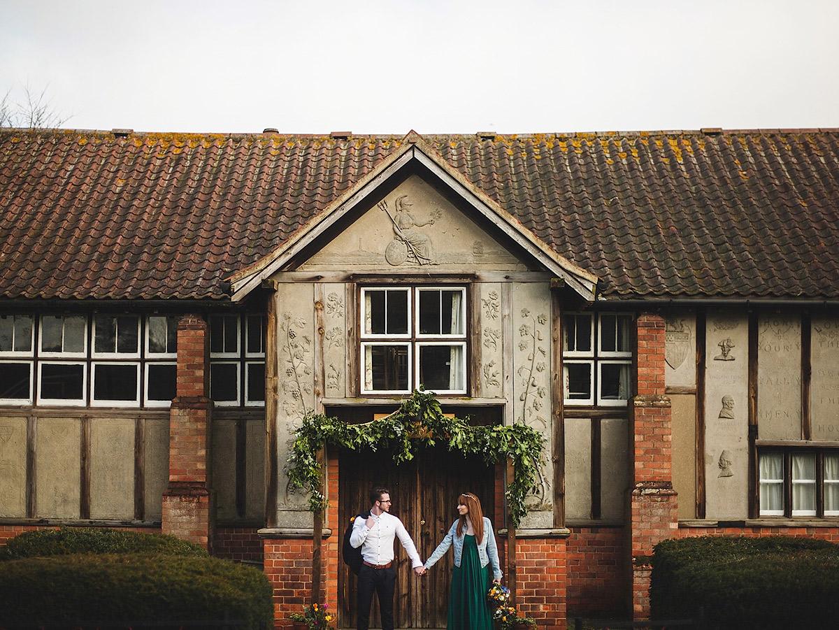 Lincolnshire wedding shoot