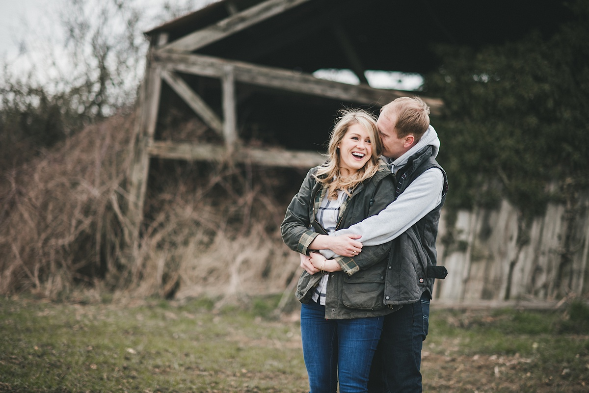 lincolnshire engagement shoot.