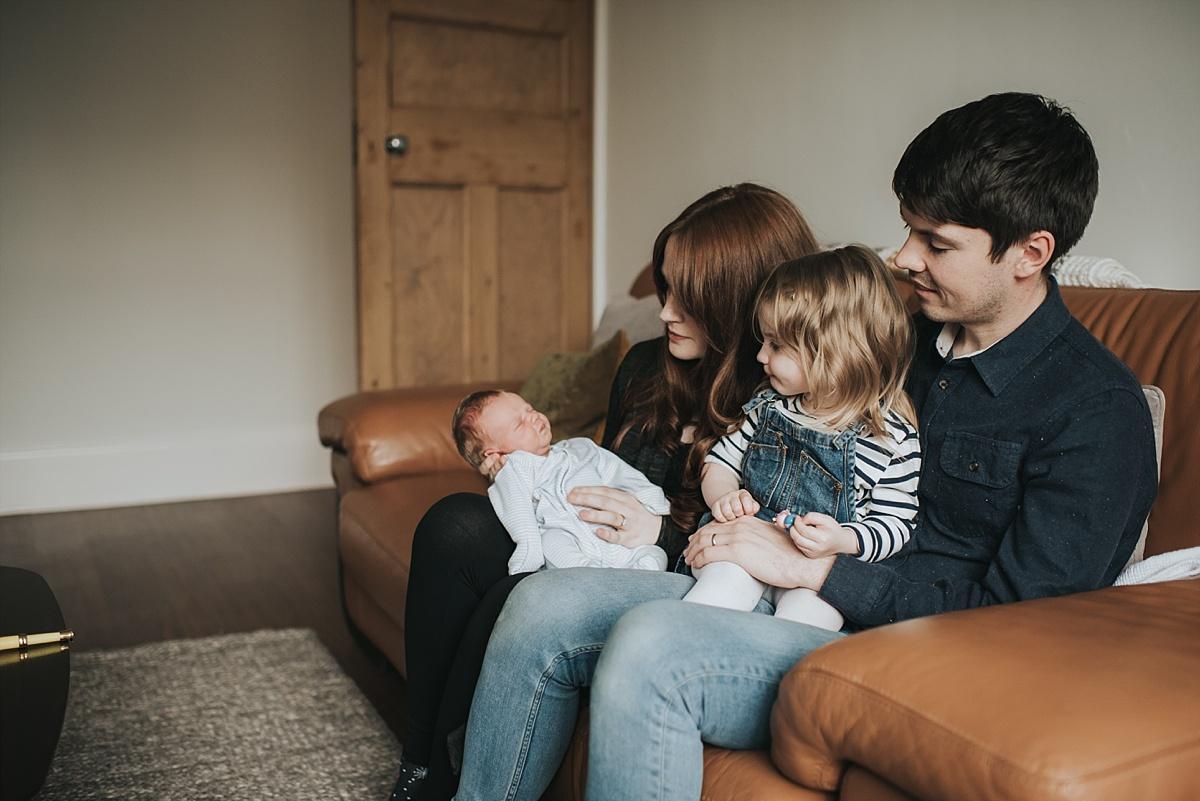 Newborn session grimsby